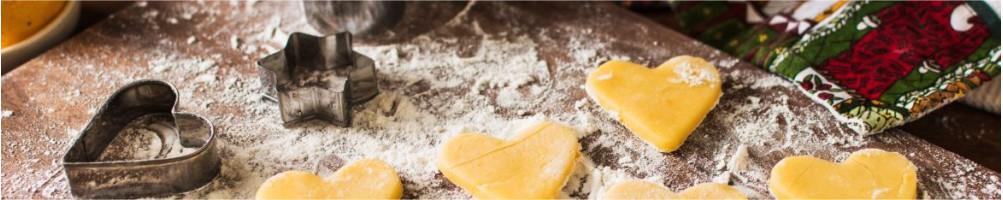 Comprar cortadores sin expulsor de repostería  | Dulcemisú