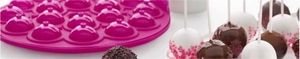 Comprar moldes de silicona para Cake Pops | Dulcemisú