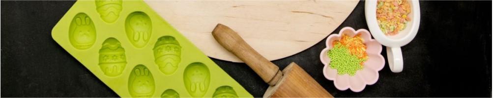 Comprar moldes de silicona para tartas y bizcochos | Dulcemisú