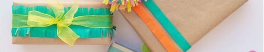 Comprar cintas y cuerdas para decorar y manualidades | Dulcemisú
