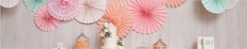 Comprar artículos de decoración de papel para fiestas online