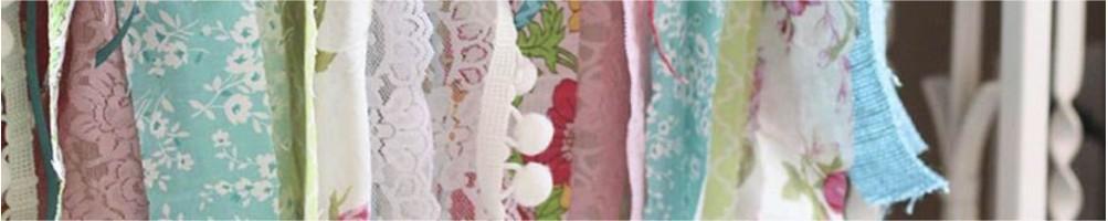 Comprar telas para decoración y manualidades | Dulcemisú
