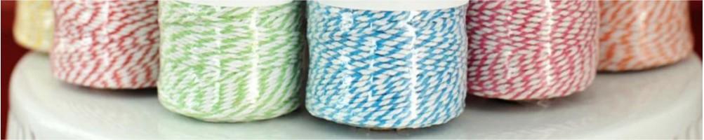 Comprar  Baker's Twine para Scrapbooking y regalos   Dulcemisú