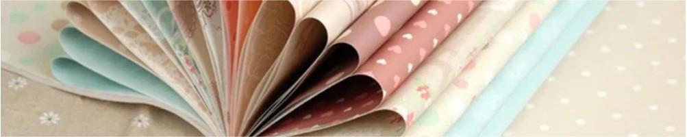 Comprar papel y pegatinas para Scrapbooking online | Dulcemisú