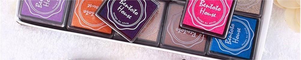 Comprar sellos y tintas para Scrapbooking online | Dulcemisú