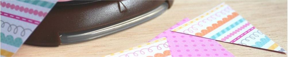 Comprar troqueladoras y tijeras para manualidades | Dulcemisú